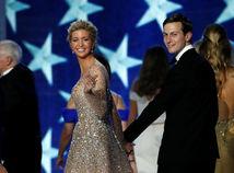 Ivanka Trump a jej manžel Jared Kushner