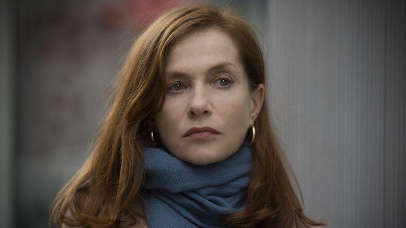 Isabelle Huppertová Elle