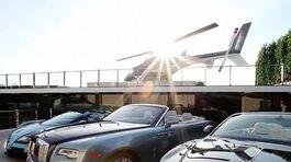 Bruce Makovski - najdrahší dom aj s autami