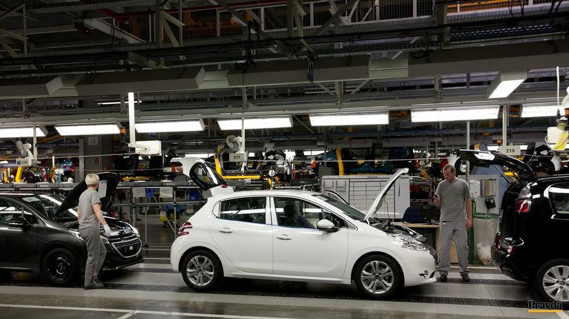 Automobilka PSA Peugeot, Citroen, Trnava