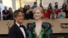 Nicole Kidman a Keith Urban