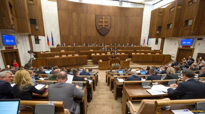 snemovna, národná rada, poslanci
