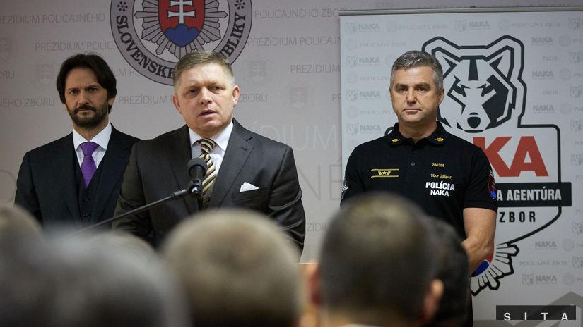 jednotka boja proti terorizmu, fico, kaliňák,...