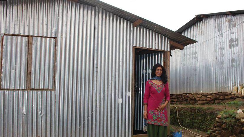 Sirjana Karki, žena, Nepál