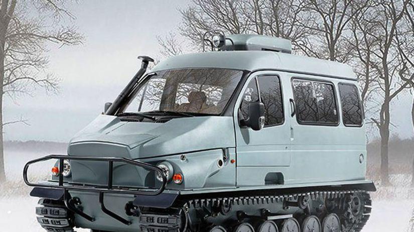 GAZ 3409 Bobor - 2017