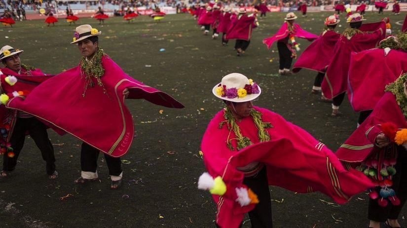 Peru Candelaria Festival