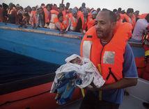 migranti, EÚ