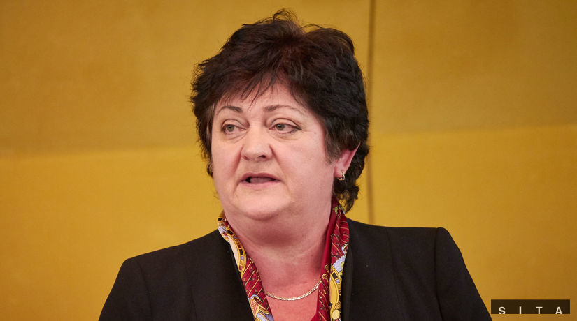 Kandidátka na ombudsmanku, profesorka Mária...