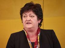 Kandidátka na ombudsmanku, profesorka Mária Patakyová.