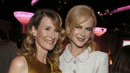 Laura Dern (vľavo) a Nicole Kidman