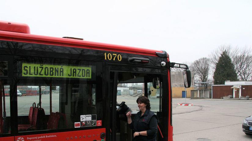 autobus, MHD