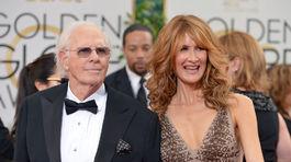 Bruce Dern a jeho dcéra, herečka Laura Dern