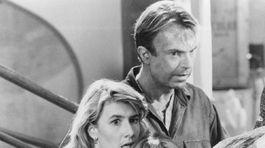 Rok 1993: Herečka Laura Dern
