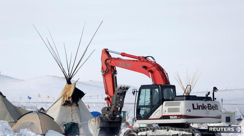 Dakota Access, ropovod, Siouxovia