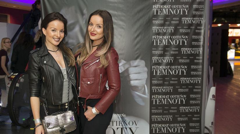 Sestry Daniela a Veronika Nízlové z dua TWiiNS.
