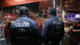 Festival Berlinale sprevádzajú výrazné bezpečnostné opatrenia.
