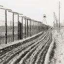 hranica ČSSR, ostnatý drôt