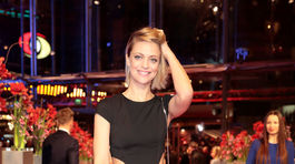 Nechýbala ani herečka Heike Makatsch.