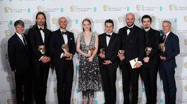 AWARDS-BAFTA/
