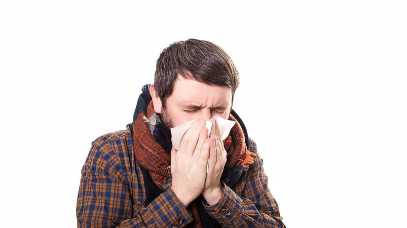 chrípka, choroba