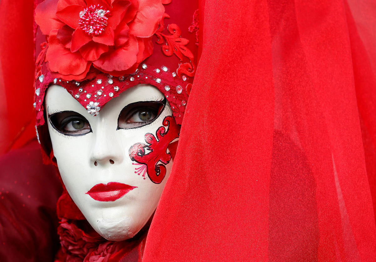 maska, Taliansko, karneval
