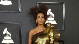 Speváčka Solange Knowles.