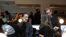 Bella Hadid - Michael Kors - týždeň módy - deň modelky