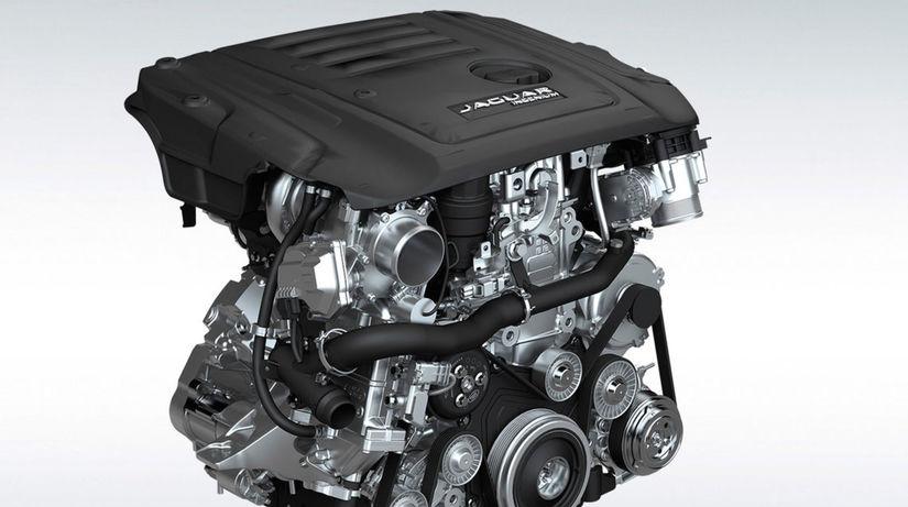 Jaguar - motor Ingenium