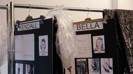 Kendall Jenner a Bella Hadid - Michael Kors - týždeň módy - deň modelky