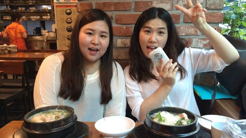 Kórea, jedlo, gastronómia,