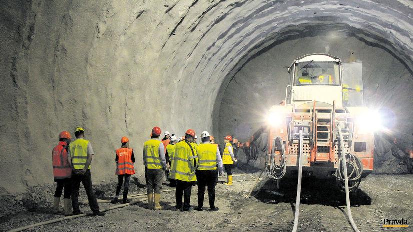 tunel višňové, tunel, diaľnice, D1,