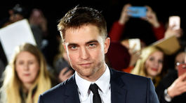 Herec Robert Pattinson.
