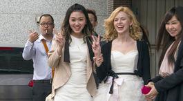 Taiwan, svadba,