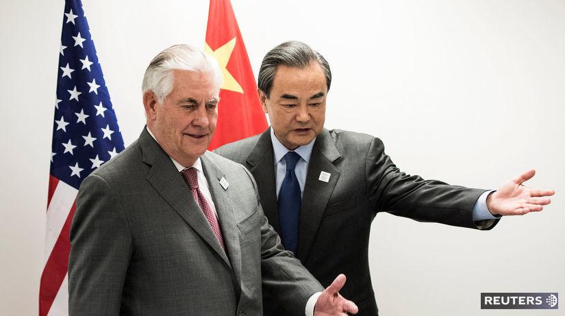 Tillerson, Wang I
