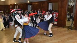 Česko-slovenský ples 2017