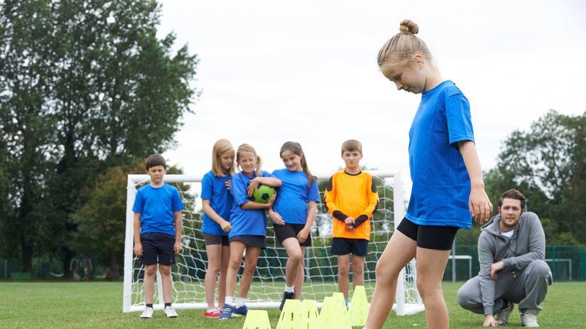 deti, školy, krúžky, aktivity, futbal, šport,...