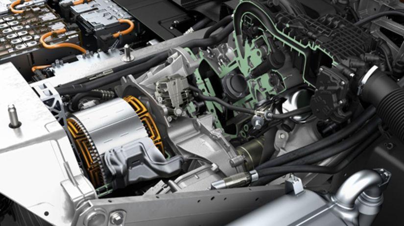 BMW i3 REX - motor