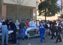 evakuácia, Houston, nemocnica, Bena Tauba, streľba, ľudia, pacienti