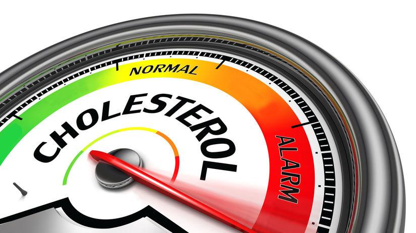 cholesterol, zdravie,