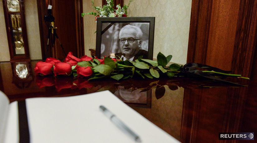kondolenčná kniha, Vitalij Čurkin, kondolencia,...