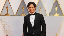 Herec a režisér Gael Garcia Bernal.