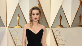 Herečka Brie Larson opäť vyzerala úchvatne.