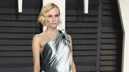 Herečka Diane Kruger vyzerala úchvatne.