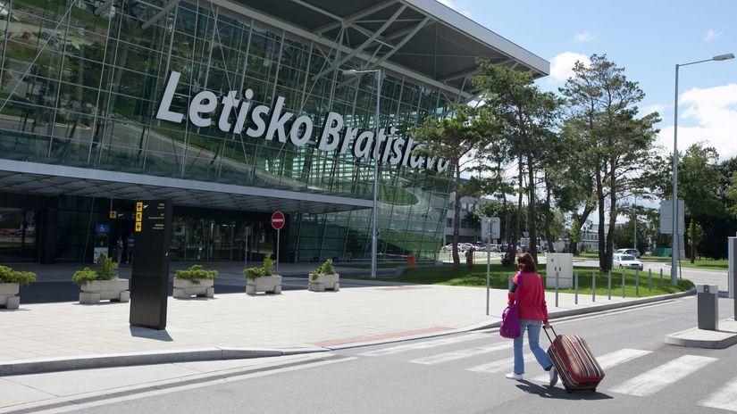 letisko, bratislava, m. r. štefánika