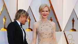 Nicole Kidman prišla s manželom Keithom Urbanom