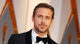 Nominovaný herec Ryan Gosling.