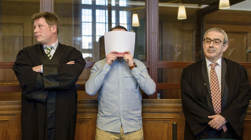 súd, nemecko, berlín, obvinený