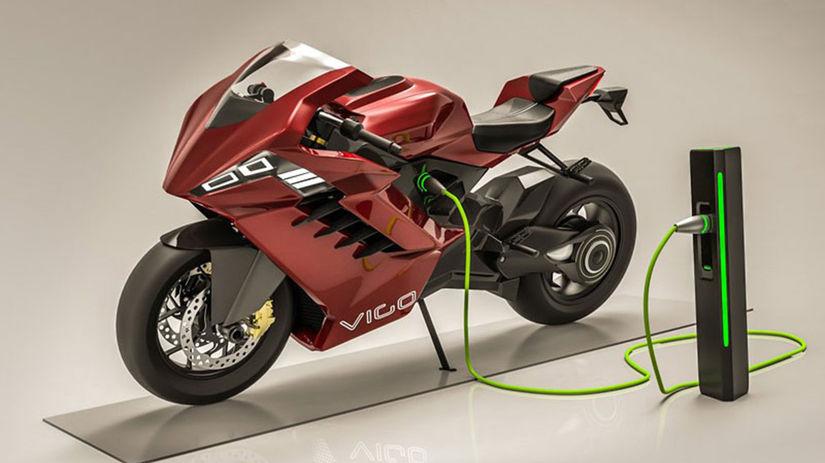 Vigo - elektrický superbike