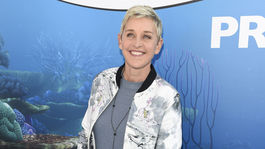 hviezdy a tenisky - Ellen DeGeneres