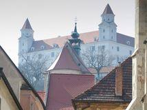 bratislava, hrad